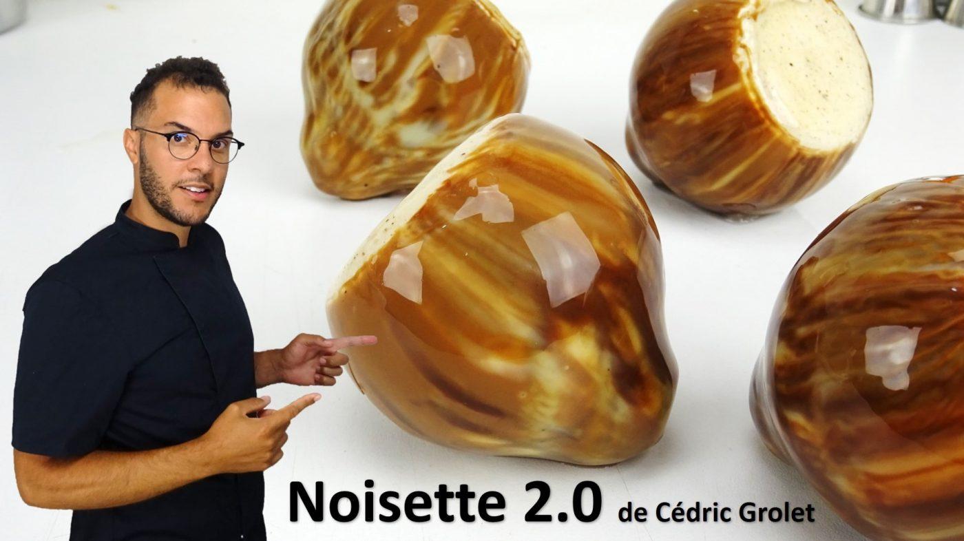 NOISETTE 2.0 de Cédric Grolet