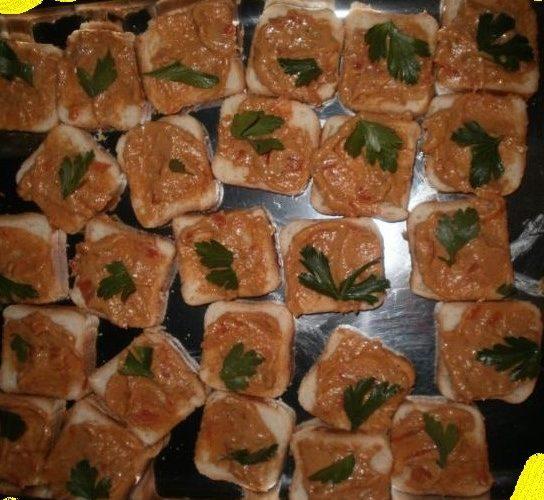 Toasts au Beurre de cacahuètes