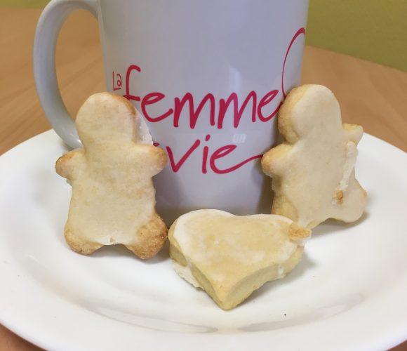 Glaçage blanc à la vanille