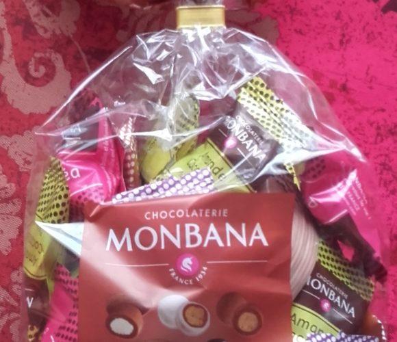 J'ai testé pour vous chocolats Monbana sachets individuels
