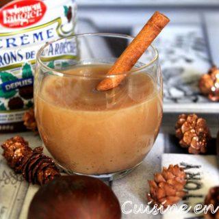 Chestnut cocktail