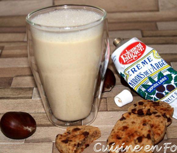 Le lait de poule de Marono