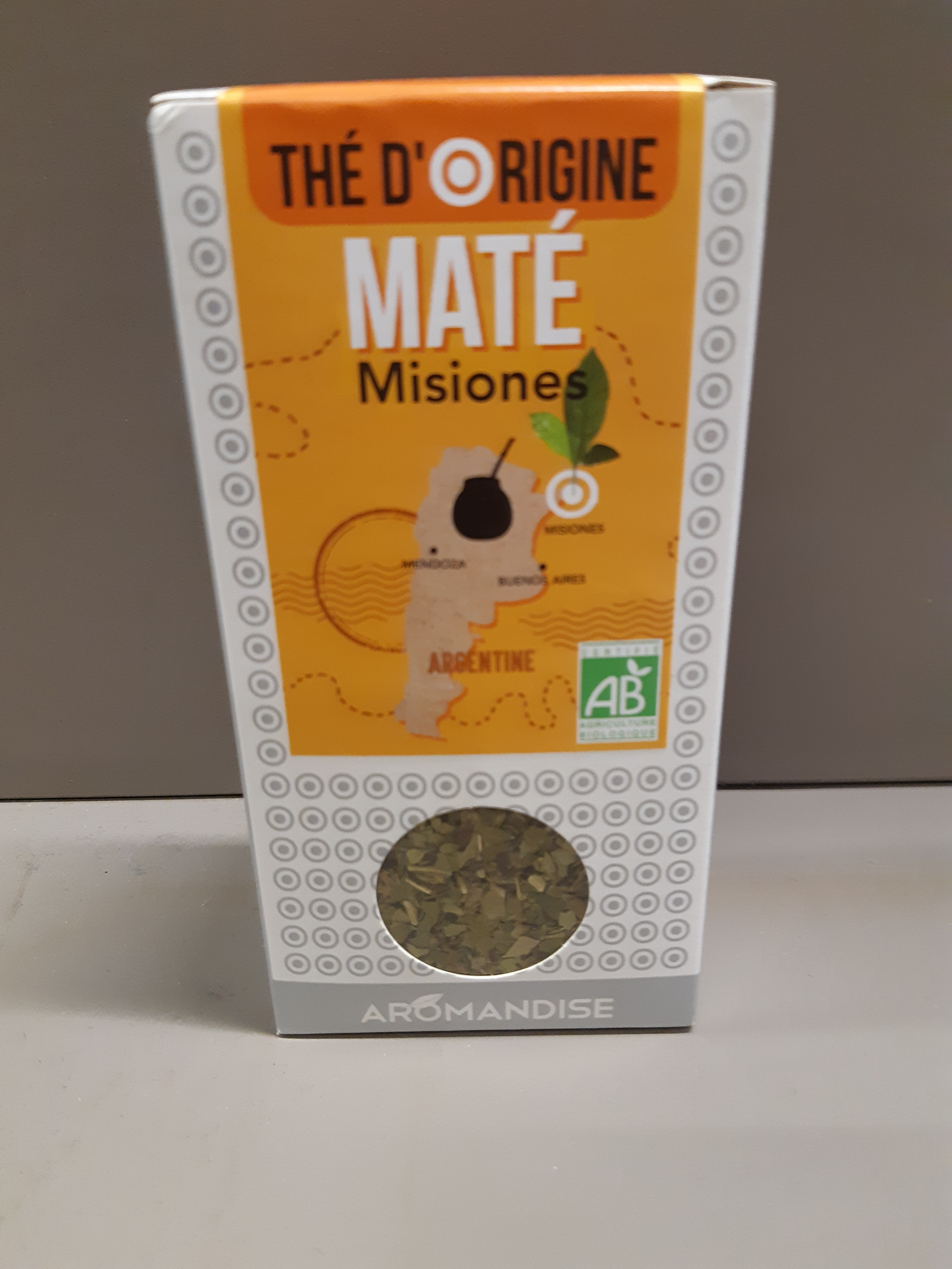 J'ai testé pour vous mon mate Argentine Misiones un accord typique et généreux de notes vertes boisées et ambrées.