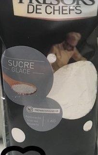 J'ai testé pour vous sucre glace Trésors des chefs
