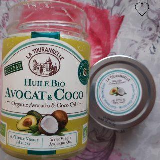 J'ai testé pour vous huile d'avocat  noix de coco bio La Tourangelle