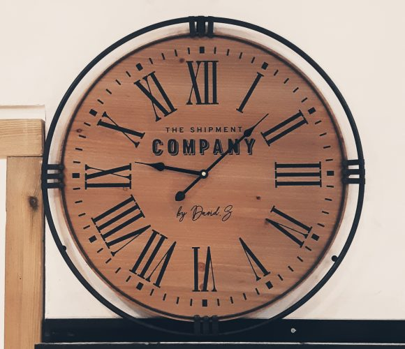 L'horloge colonial
