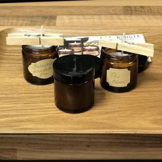 J'ai testé pour vous le kit DIY 3 bougies