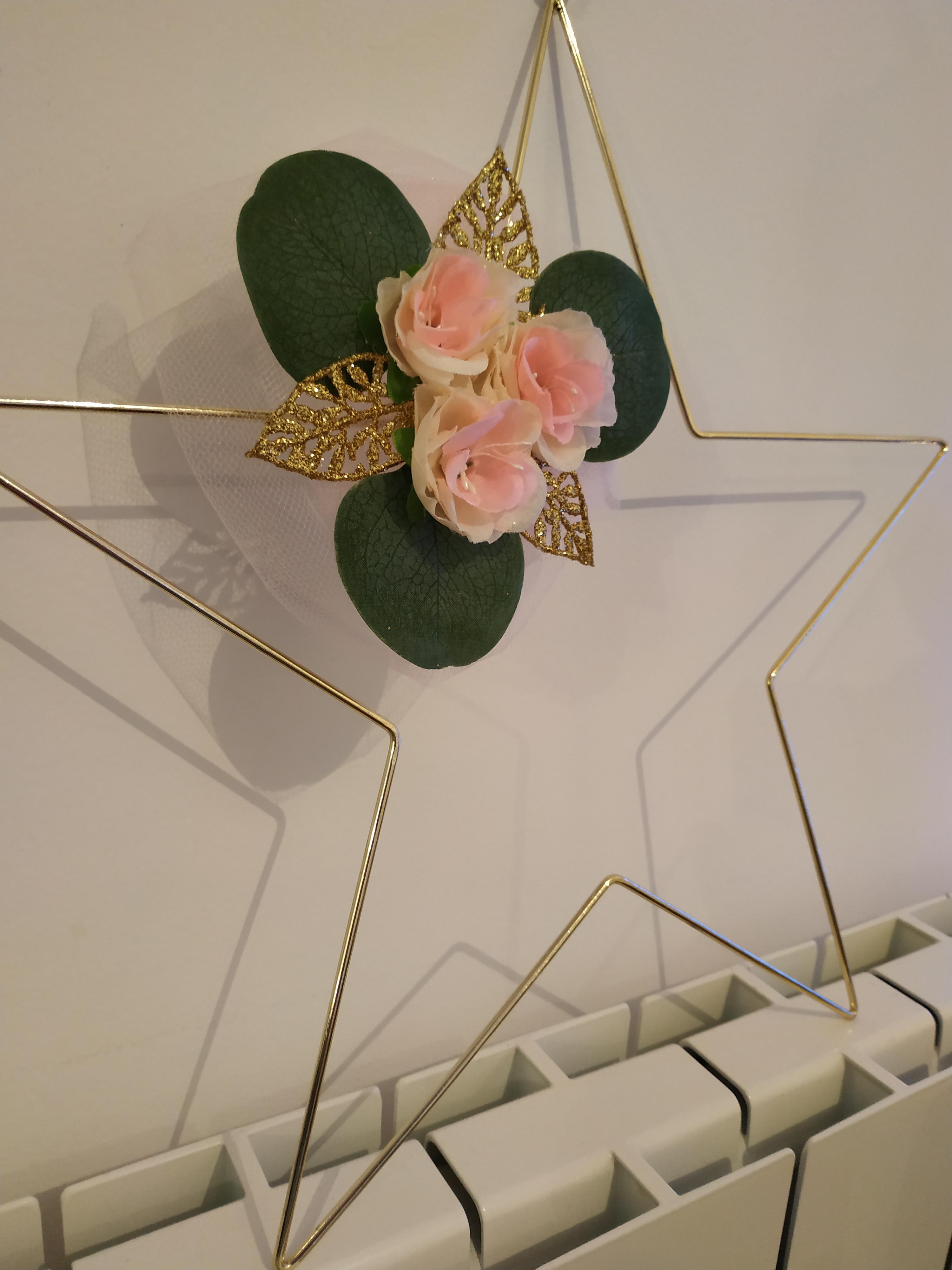 Mon Étoile Florale minimaliste