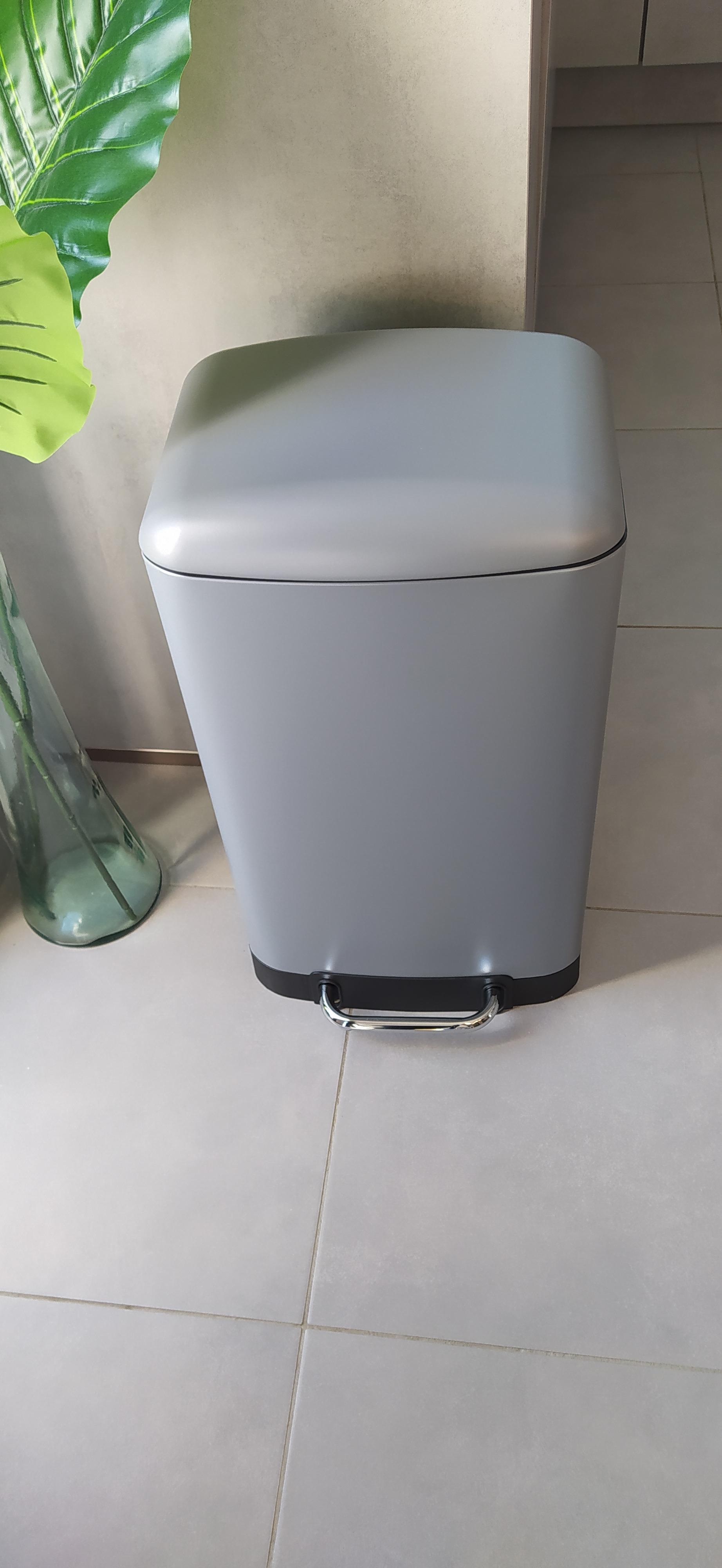 J'ai testé pour vous poubelle Ariane 30L