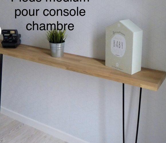 créer votre meuble console facilement et a votre image