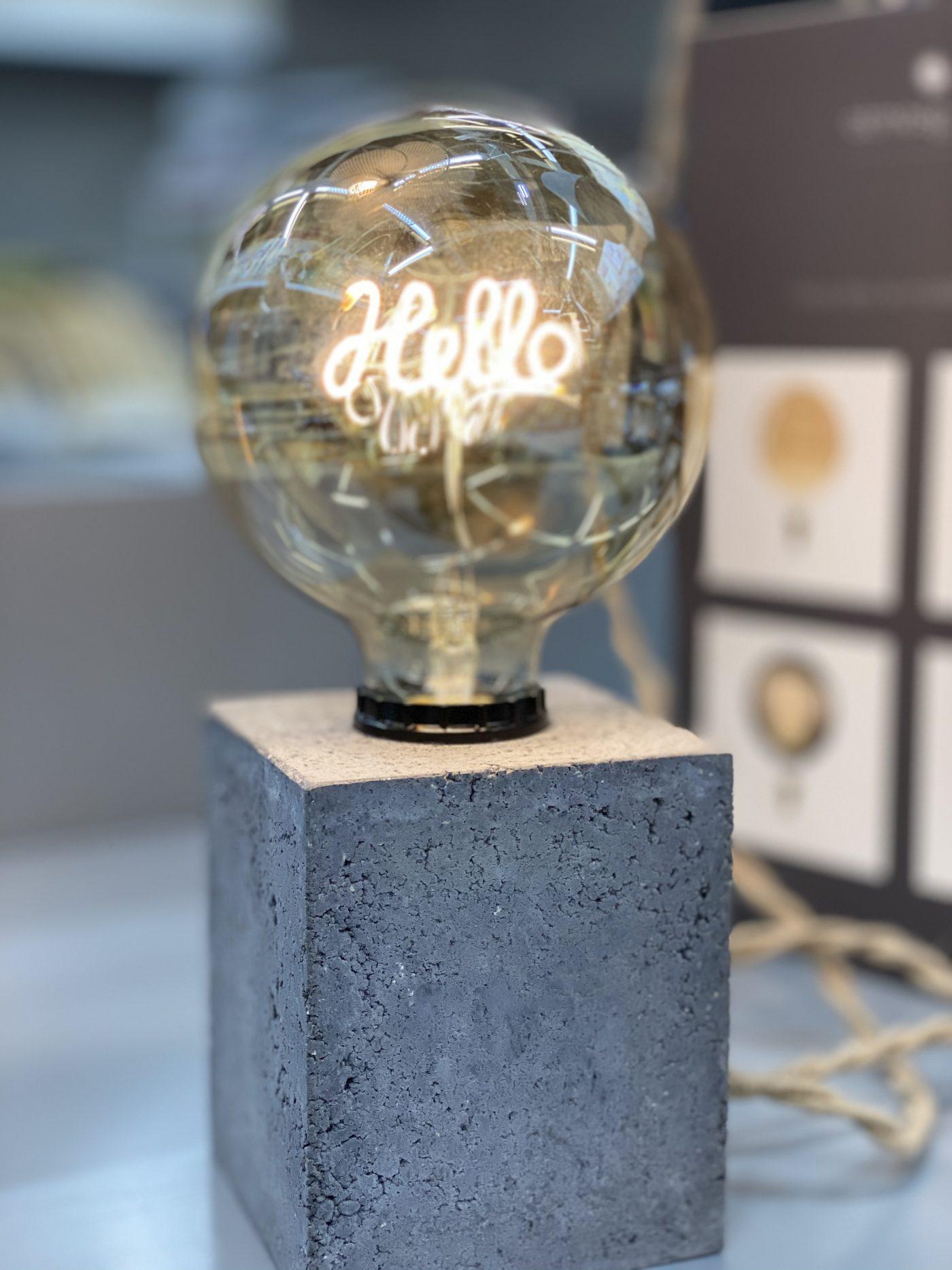 créer sa lampe a poser