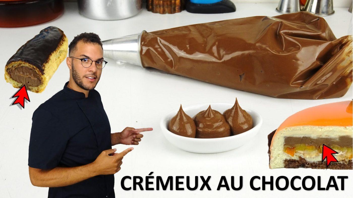 LE CRÉMEUX AU CHOCOLAT