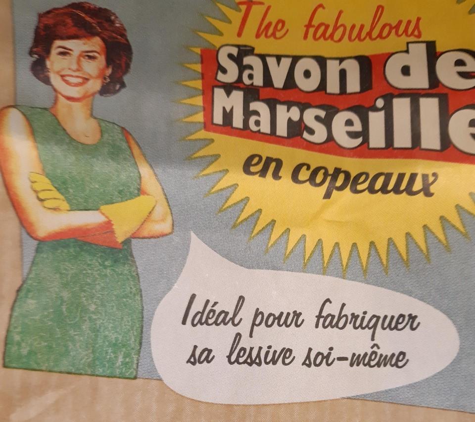 J'ai testé pour vous lES COPEAUX DE SAVON DE MARSEILLE