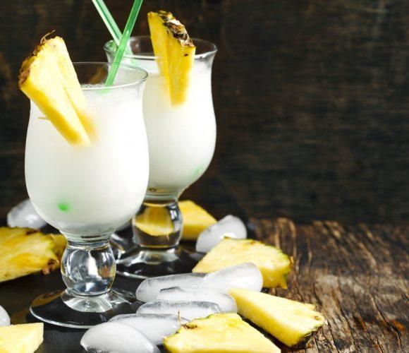 Pina Colada Rhum, ananas, coco
