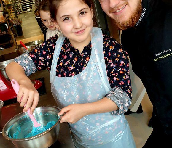 Atelier Macaron parent/enfant Topissime !