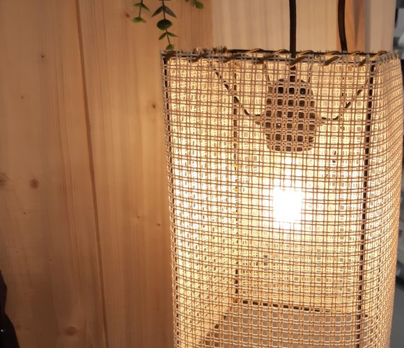 Luminaire inspiration canage