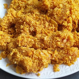 Poulet corn flakes