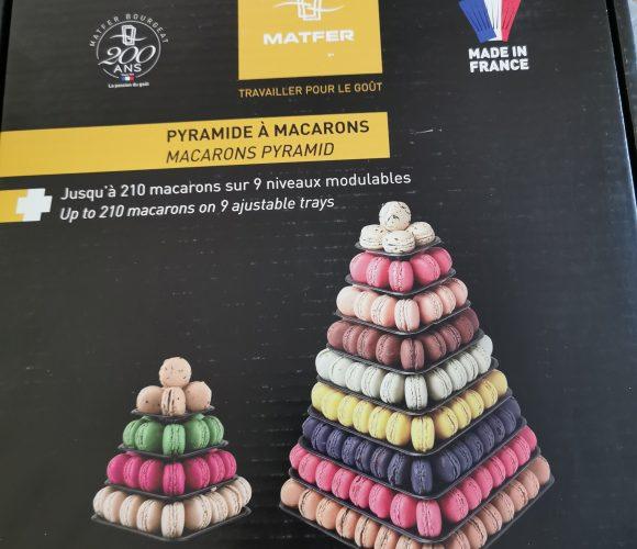 J'ai testé pour vous la Pyramide à Macarons