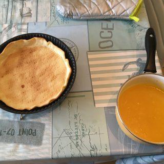 Crème au citron (pour ma tarte au citron)