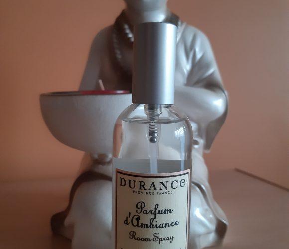 Parfum d'ambiance parfumée lait de figue DURANCE