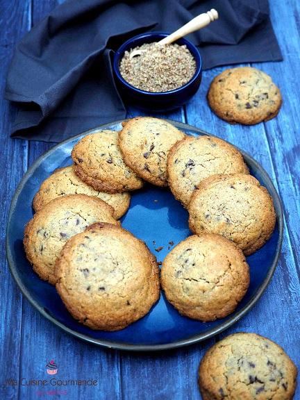 Cookies Choco Noisette Pécan