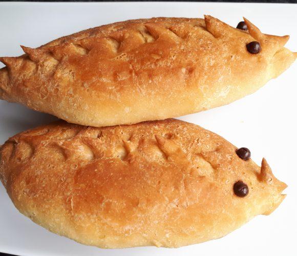 Petits pains «dragons»!
