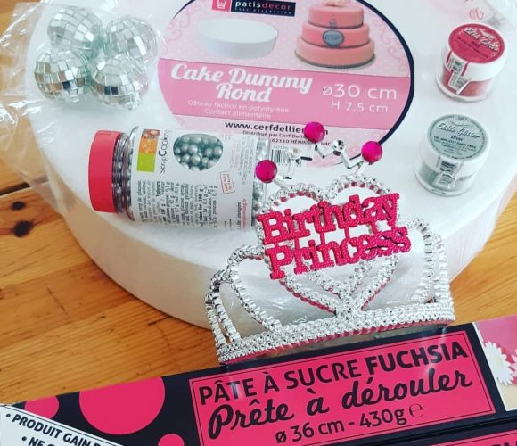 J'ai testé pour vous kit cake design