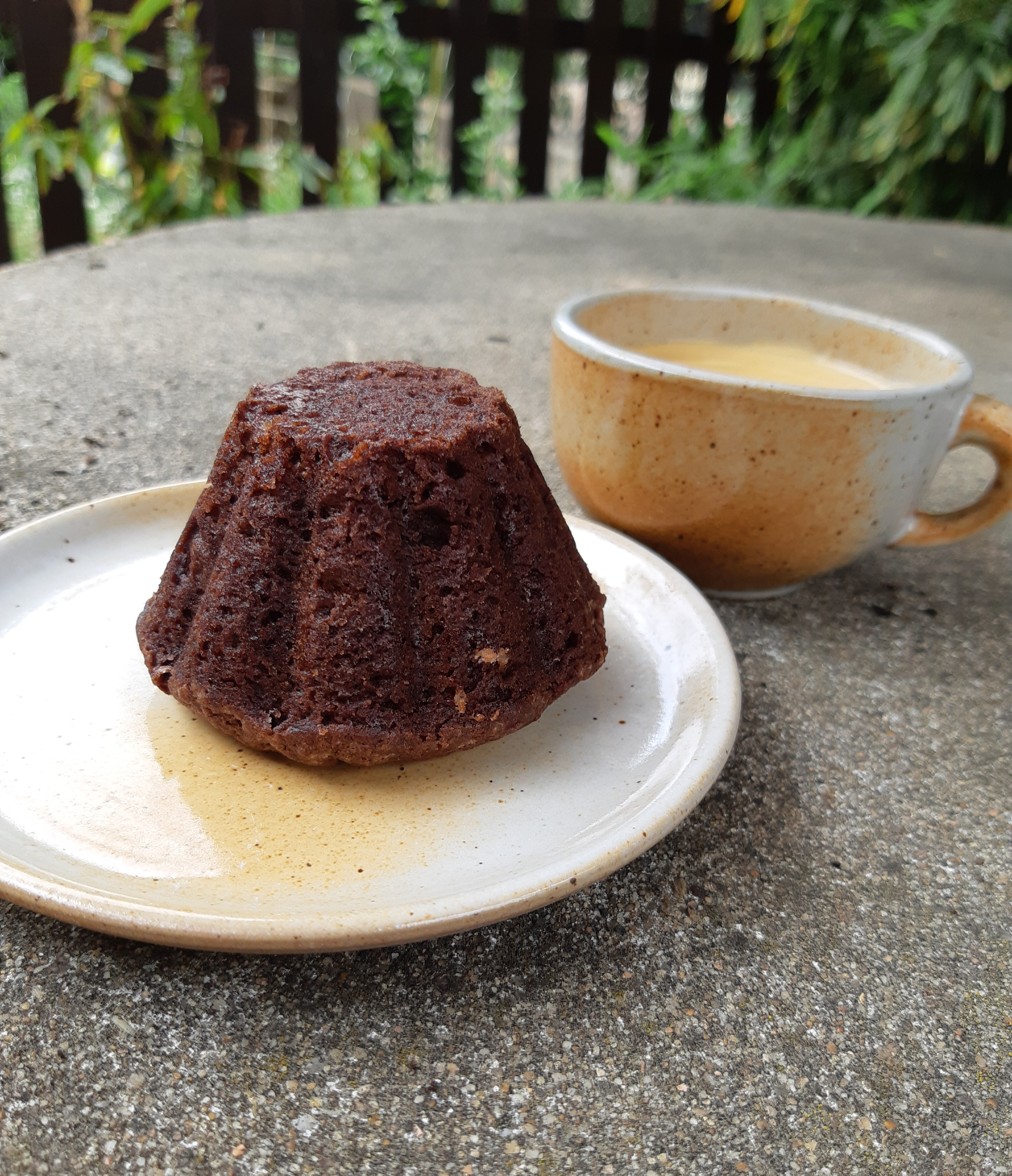 J'ai testé pour vous la préparation muffins chocolat bio 350g