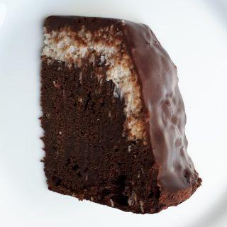 Gâteau très choco-coco