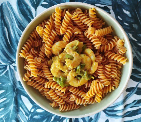 Pâte Corail crevettes