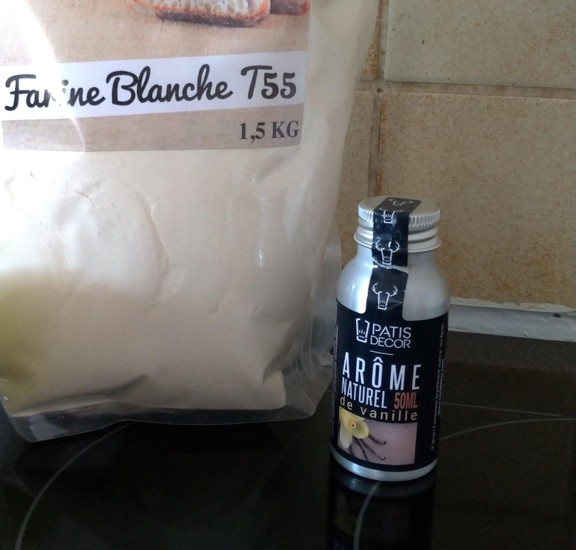 J'ai testé pour vous l'arôme vanille 50ml Patis Décor