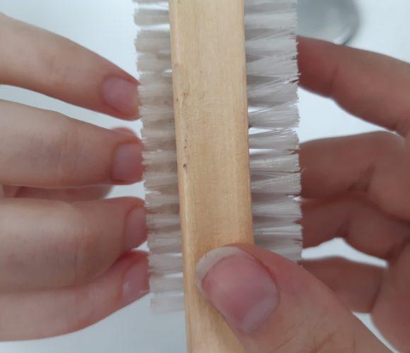 J'ai testé pour vous brosse à ongles
