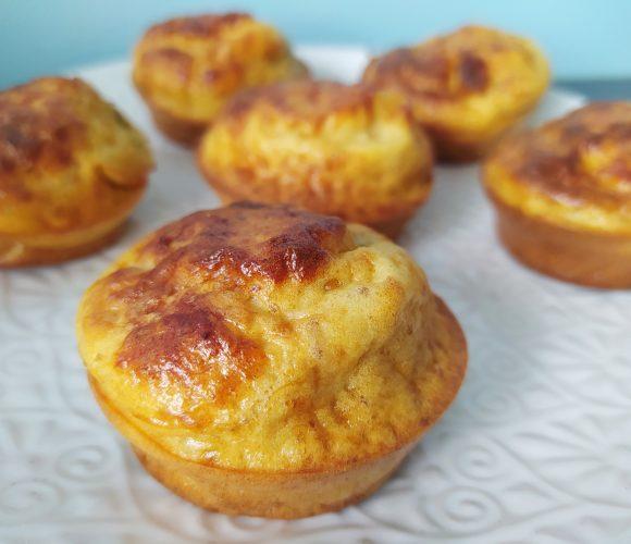 petit muffin au thon allégé