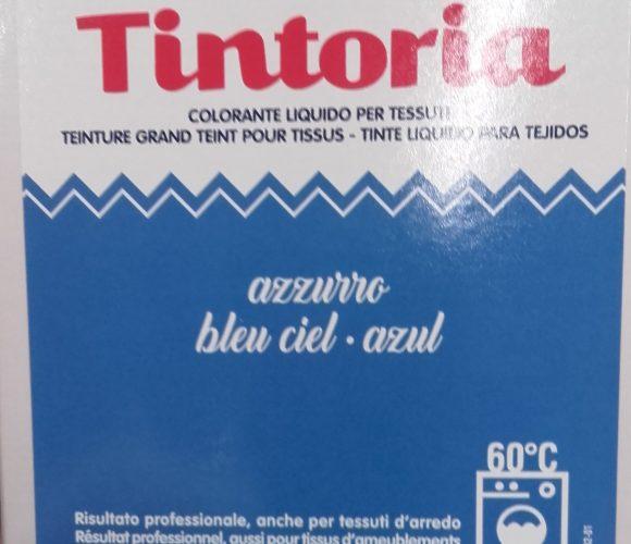 J'ai testé pour vous tintoria bleu Nuncas