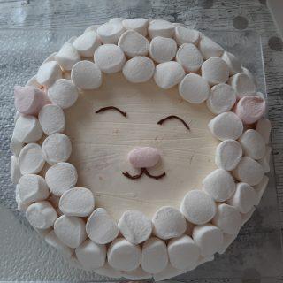 Gâteau Mouton