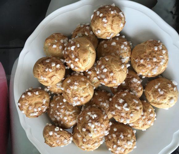 chouquettes recette de christophe michalak