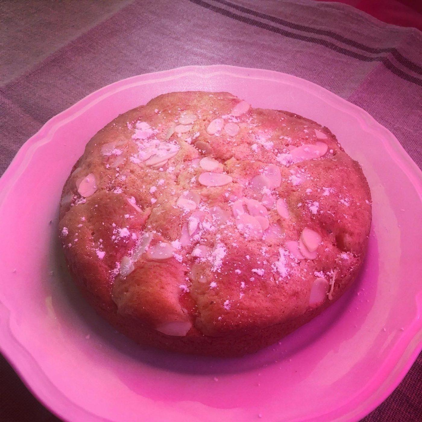 gâteau mascarpone abricot