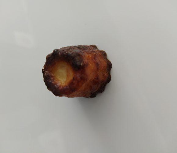 Mini cannelé salé au chorizo