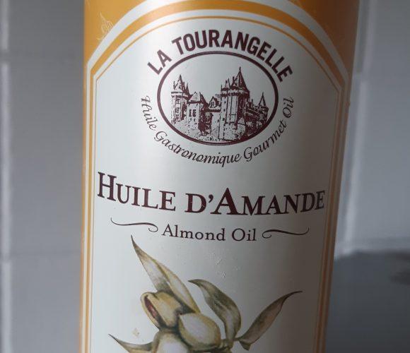 J'ai testé pour vous huile d'amande La Tourangelle