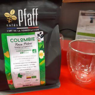 J'ai testé pour vous mon café en grains de Colombie  avec l'aeropress