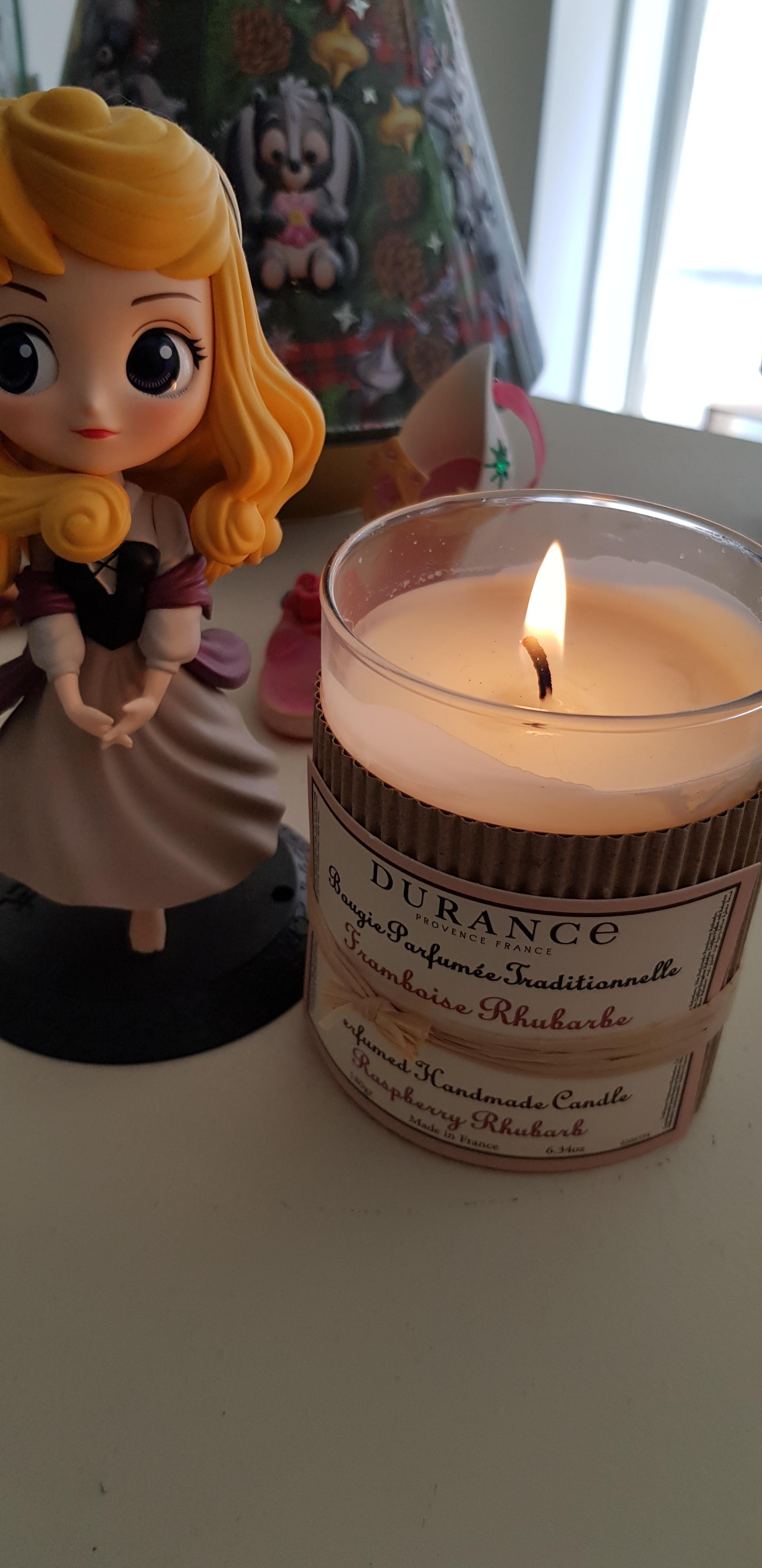A vous la collec' de bougies Durance !