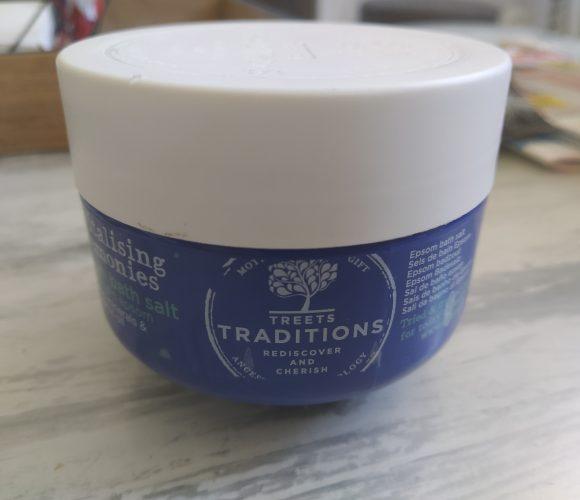 J'ai testé pour vous le sel de bain de Treets traditions à l'eucalyptus