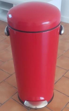 Poubelle à pédale  30 litres