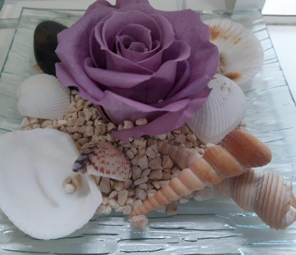 Assiette décorée d'été 😎  DIY