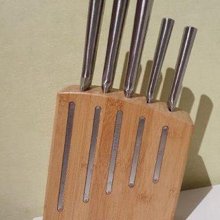 J'ai testé pour vous 5 couteaux en bambou Kimono