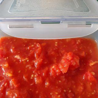 Sauce tomates fraîches 🍅🍅