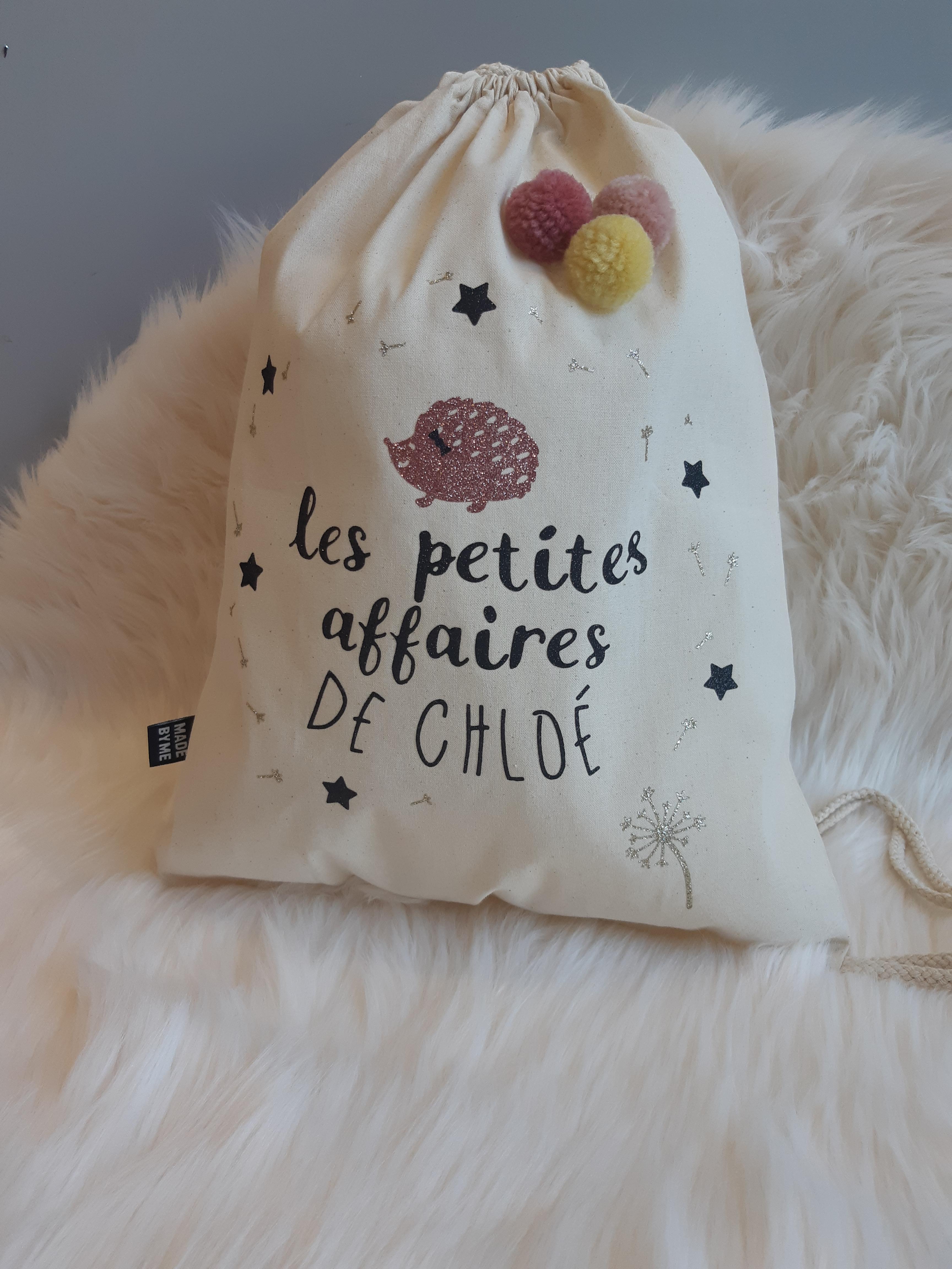 Tote bag «Mes petites affaires»