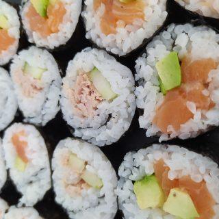 J'ai testé pour vous natte bambou sushi