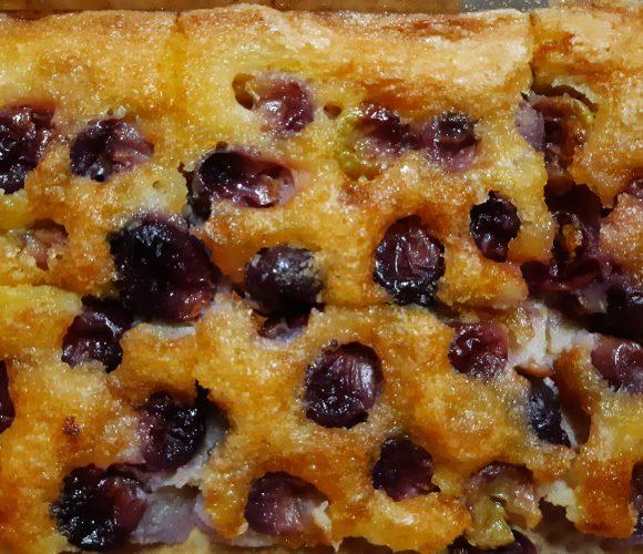 Biscuit aux raisins de vigne