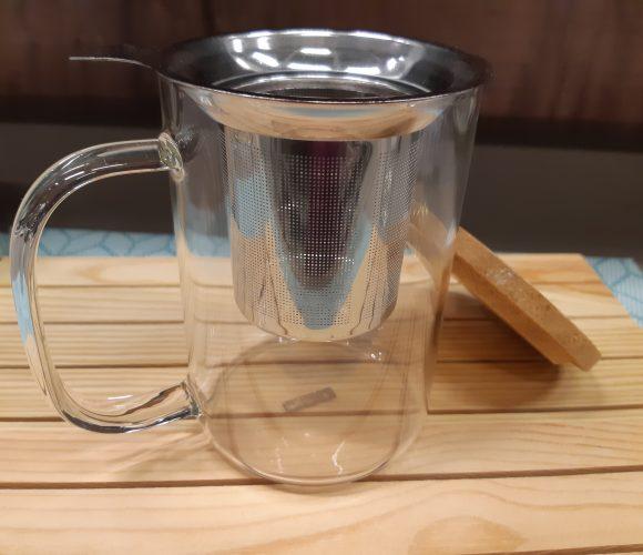 J'ai testé pour vous mon mug infuseur OGO